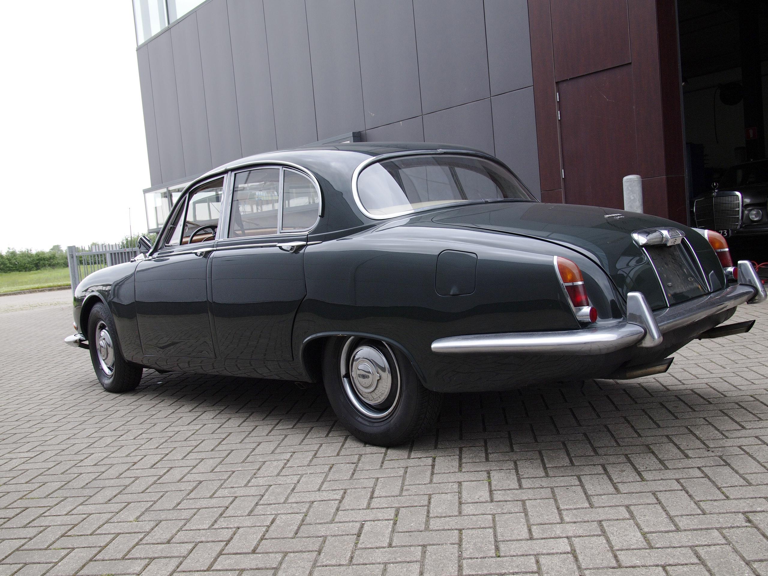 1968 Jaguar S