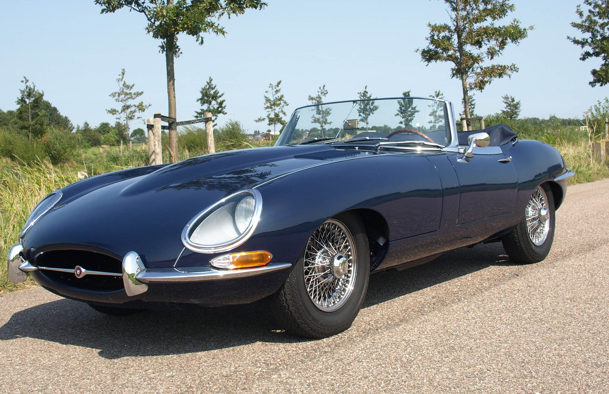 Jaguar E-Type 4.2 Roadster Serie 1